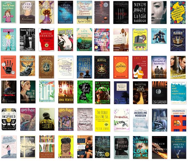 2020 books